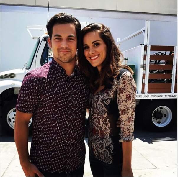 ll y a aussi de nouvelles aventures : Stefania Spampinato devient la soeur d'Andrew dans Grey's Anatomy !
