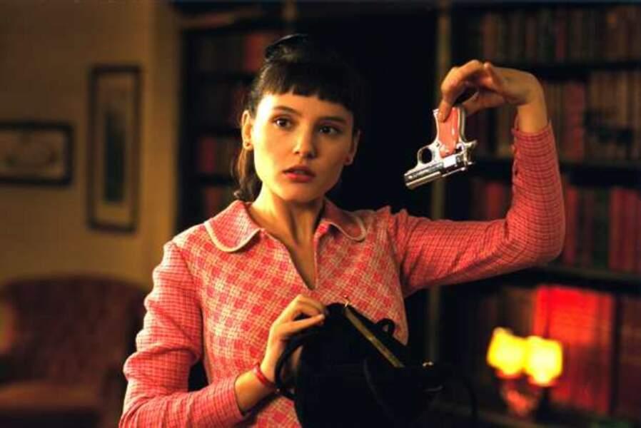 Virginie Ledoyen dans 8 Femmes (2002)