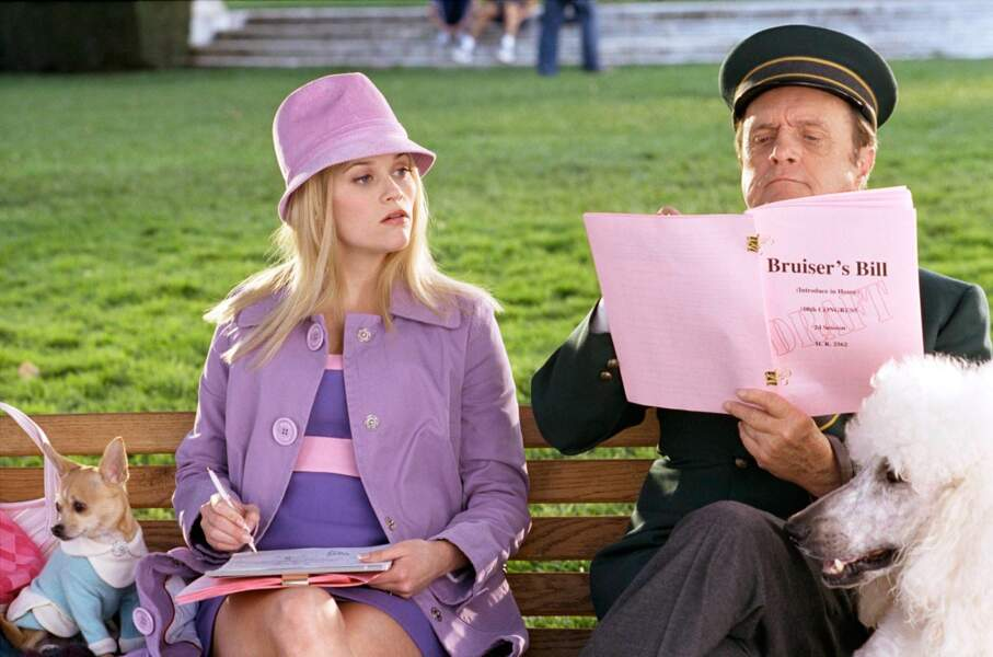 La Revanche d'une blonde (2001) : une nana pas si cruche que ça