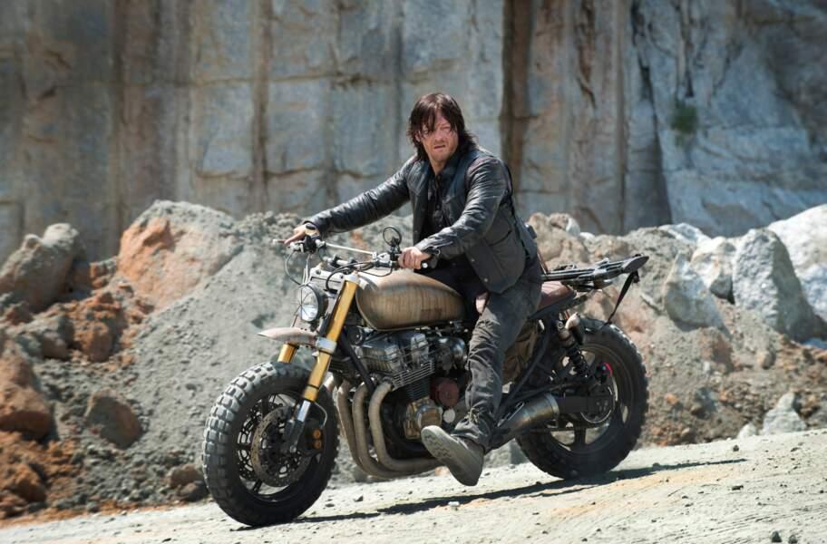 À 47 ans, la star de The Walking Dead est l'un des acteurs les plus badass