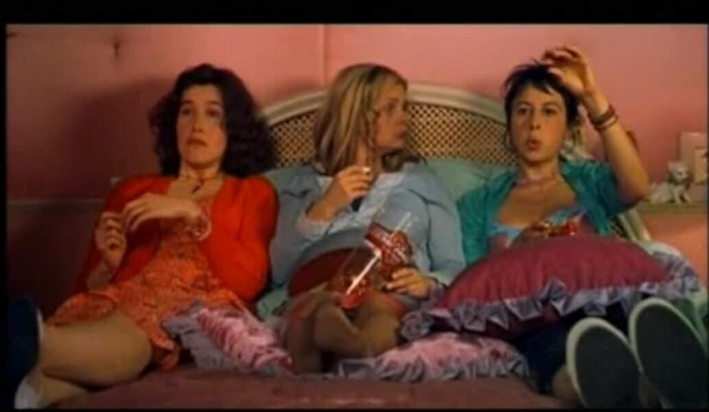 """""""Dites les filles, on regarde quoi comme film ce soir ?"""""""