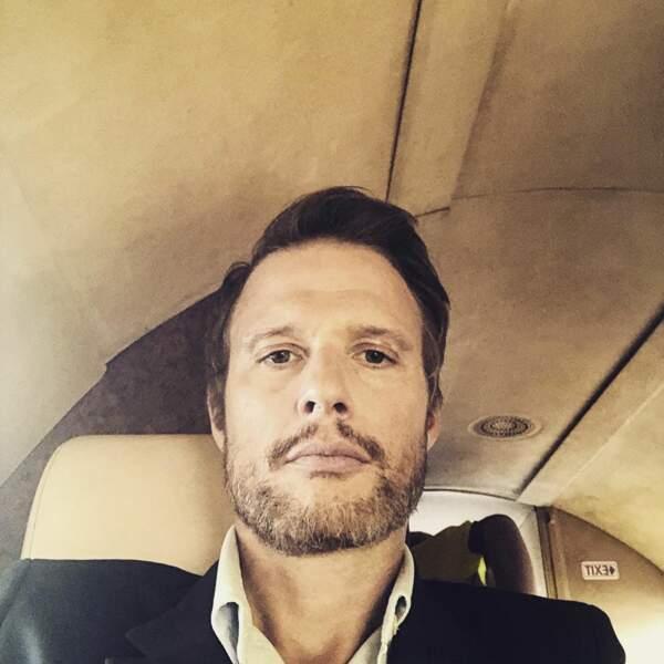Dans H24, la prochaine série médicale de TF1, Axel Kiener interprètera un anesthésiste