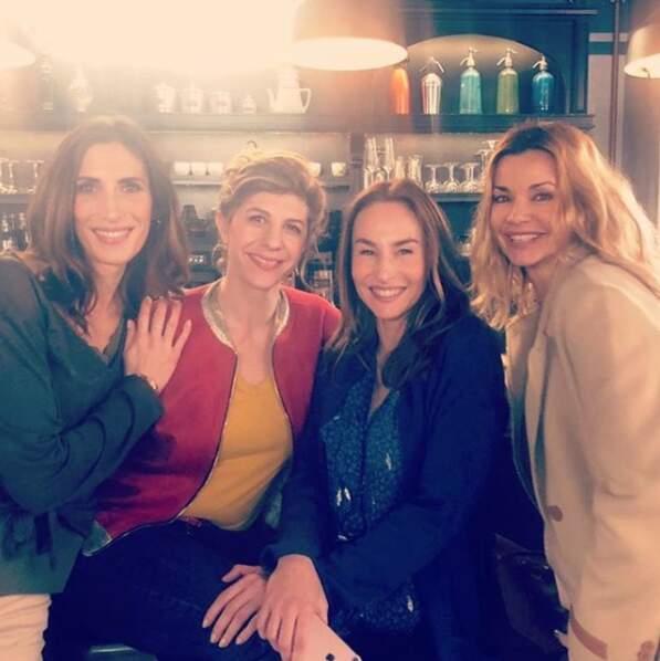 Cheese ! Les filles de DNA posent ensemble pour le plus grand bonheur des fans !