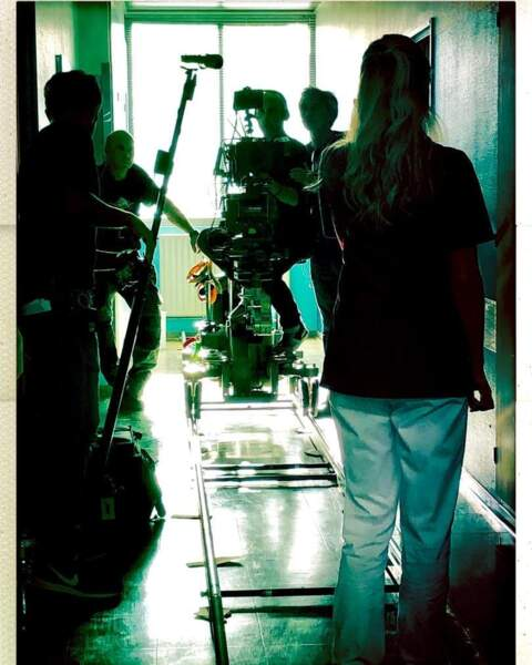 Derniers jours de tournage pour H24 !