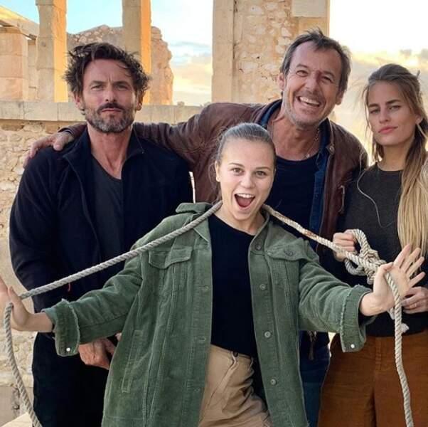 Sagamore Stévenin, Solène Hébert, Maira Schmitt... ils seront tous au casting de la prochaine saison de Léo Mattéi