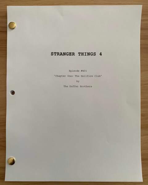 Un premier indice sur la saison 4 de Stranger Things ?