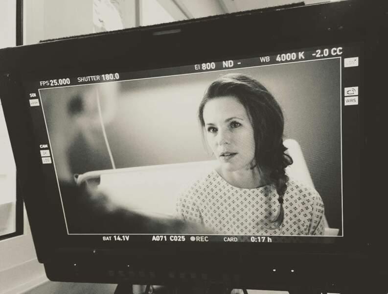 Loin de Sète et de Demain nous appartient, Lorie se consacre à la série Nina sur France 2