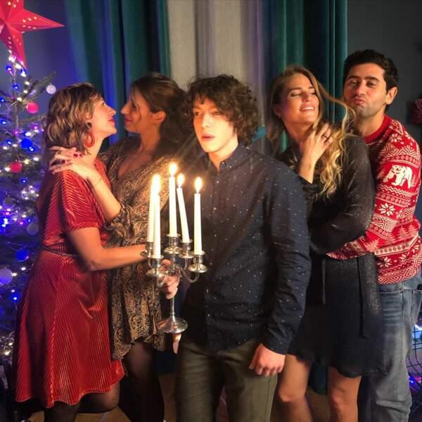 C'est Noël à Sète ! La famille Lazzari vous souhaite de bonnes fêtes !