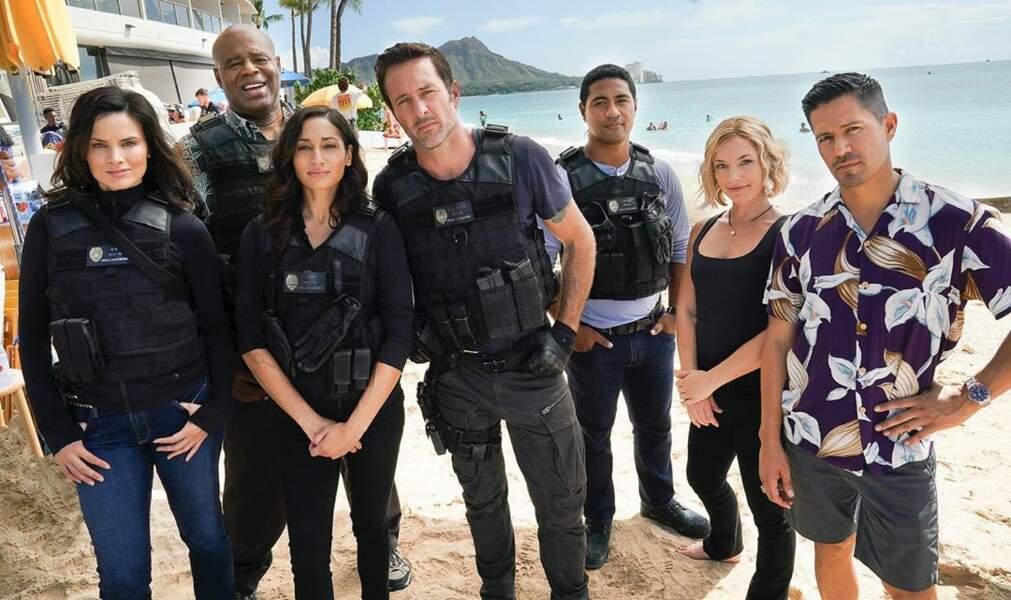 Sur Hawaii 5-0, les acteurs vous promettent de grandes aventures dans les prochains épisodes