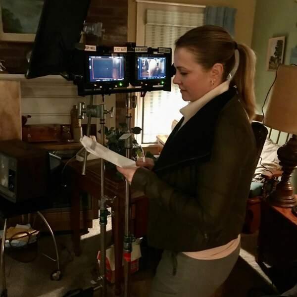 Melissa Joan Hart, l'ex-star de Sabrina, travaille quant à elle sur un nouveau projet