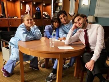 Des guests de choix dans The good Place et Good doctor, K.J. Apa méconnaissable dans Riverdale... Les tournages de la semaine