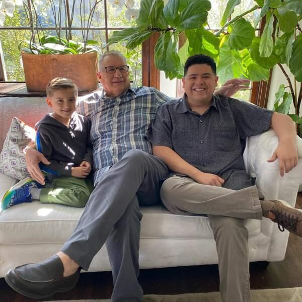 Ah, la famille Delgado-Pritchett de Modern Family !