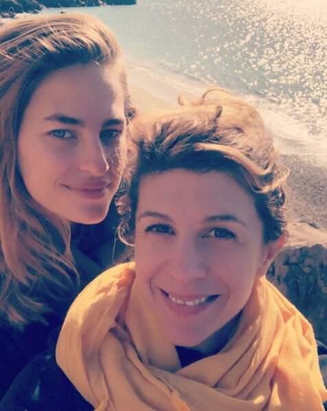 Les deux soeurs Lazzari sous le soleil de Sète : Victoire et Sandrine !