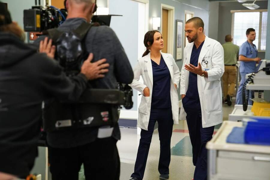 Hop, un petit tour dans les coulisses de Grey's Anatomy