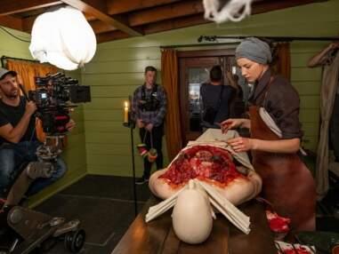 Emotion dans Grey's Anatomy, Loup-Denis Elion dévoile ses abdos et Les Petits Meurtres d'Agatha Christie tournent leur nouvelle saison