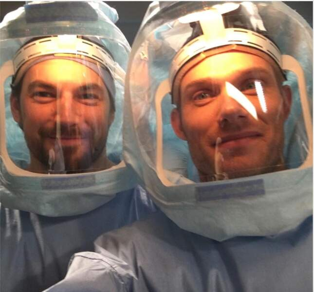 Ls acteurs de Grey's Anatomy face au Coronavirus