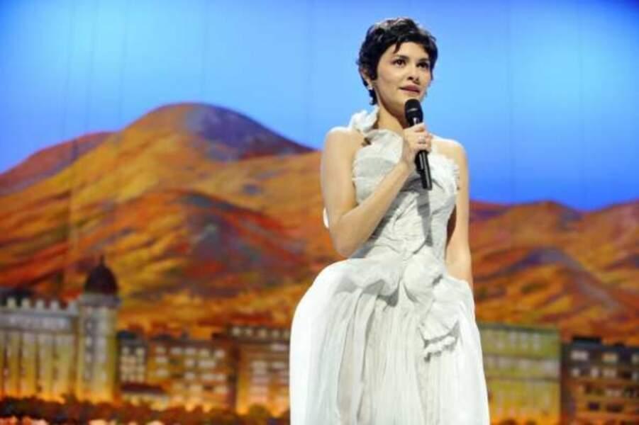 Audrey Tautou : 600 000 euros