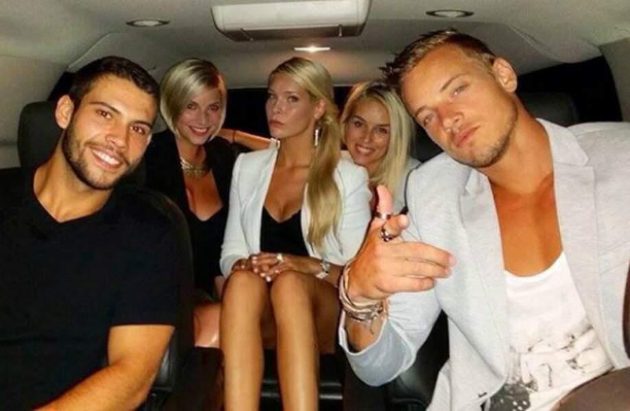 Ou en limousine