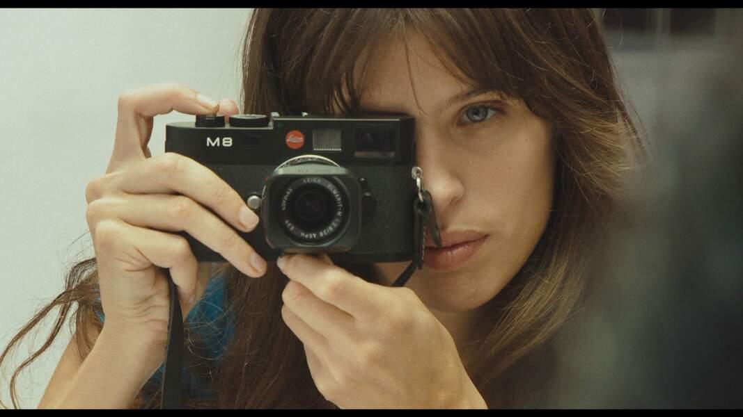 POLISSE (2011) : Elle y joue une photographe