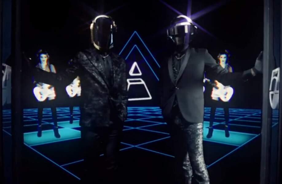 5 ex-aequo) Daft Punk (Thomas Bangalter et Guy-Manuel de Homem-Christo) : 2,4 millions d'euros
