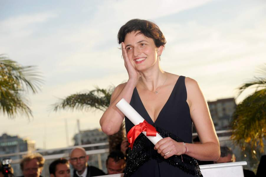 Alice Rohrwacher, Grand prix du jury pour Les Merveilles