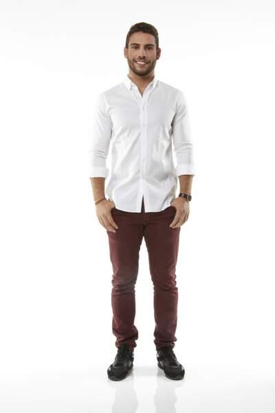 Kevin (Kevin Miranda)