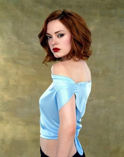 En 2001, elle a rejoint la série Charmed. Ça lui allait plutôt pas mal !