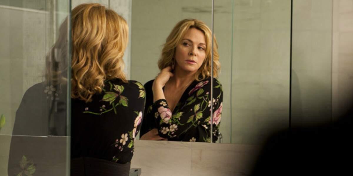 Et dans la série Sensitive Skin où elle tient le rôle principal (2014)