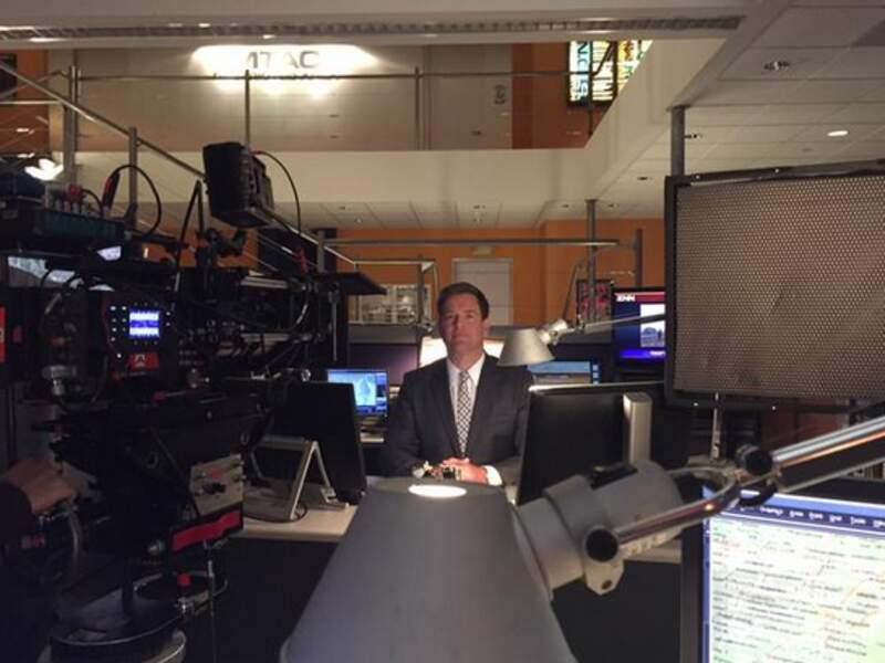 NCIS : Michael Weatherly est déjà au bureau !
