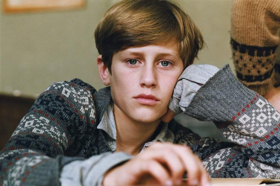 En 2003, Jean-Baptiste Maunier est le héros du film Les Choristes