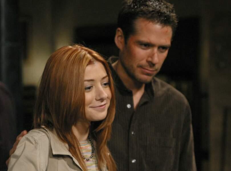 Buffy contre les vampires : entre Willow Rosenberg et Wesley Wyndam-Pryce, c'est le grand amour