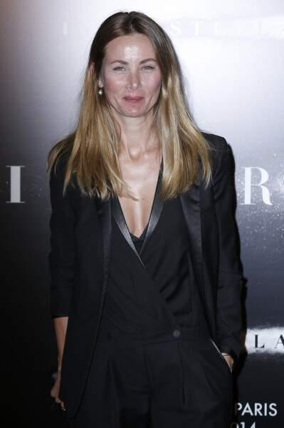 Egalement vue au Grand Rex : Céline Balitran, l'ex de George Clooney