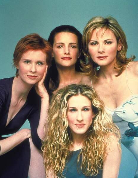 Souvenez-vous, en 1998, les aventures de Sex and the City débarquaient à la télévision (HBO)