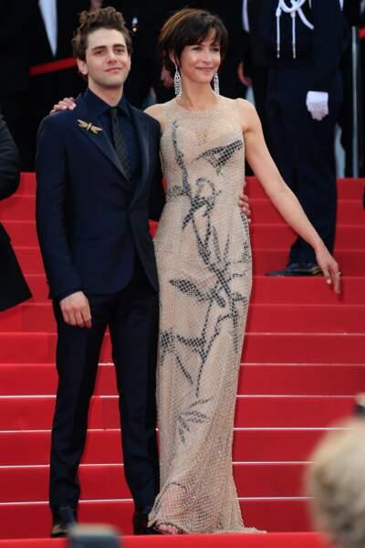 Xavier Dolan et Sophie Marceau, jurés de charme du 68e Festival de Cannes