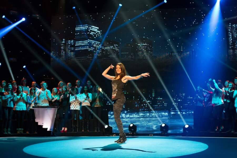 Danse du ventre pour Sofia Essaïdi