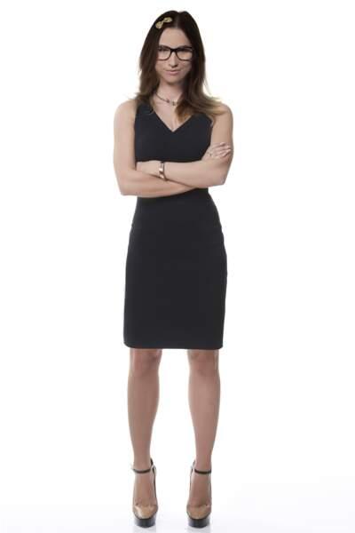 Maria (Gaëlle Garcia Diaz)