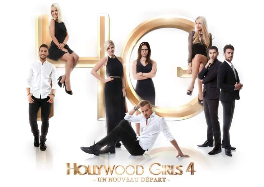 La bande d'Hollywood Girls 4