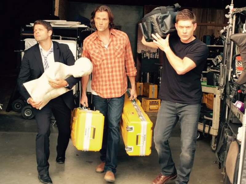 Supernatural : les garçons déménagent !