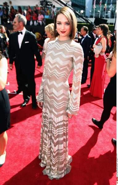 Kristen Connolly, l'une des actrices de House of Cards