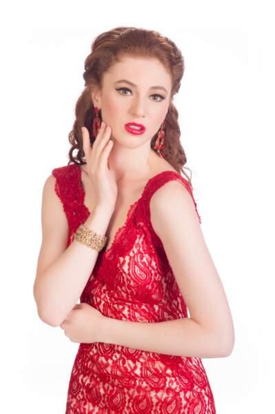 Ana Zubashvili, Miss Géorgie 2014