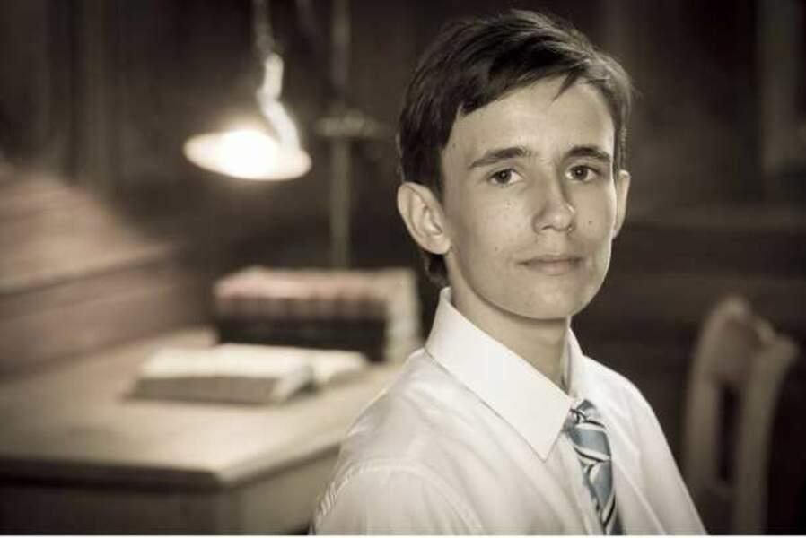 Mathias, 15 ans