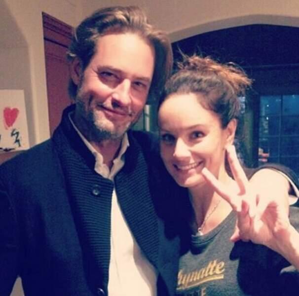 Josh Holloway et Sarah Wayne Callies, alias Will et Katie Bowman, le couple tourmenté de Colony