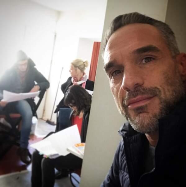 Allez c'est Noël, voici donc un avant-goût avec Philippe Bas, qui vient de terminer une session tournage.