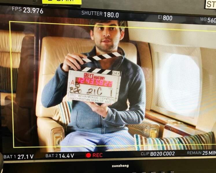 Jake Borelli, de Grey's Anatomy, est prêt et ne veut pas perdre une seconde