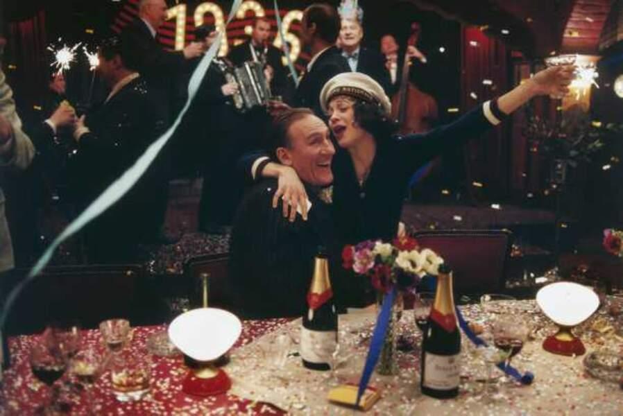 La Môme (Olivier Dahan, 2007) : avec Marion Cotillard