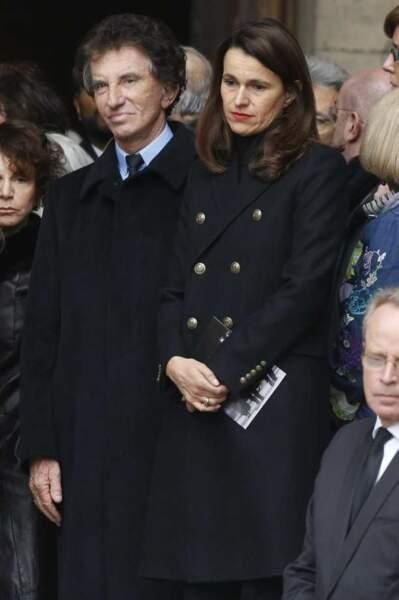 Jack Lang et Aurélie Filippetti