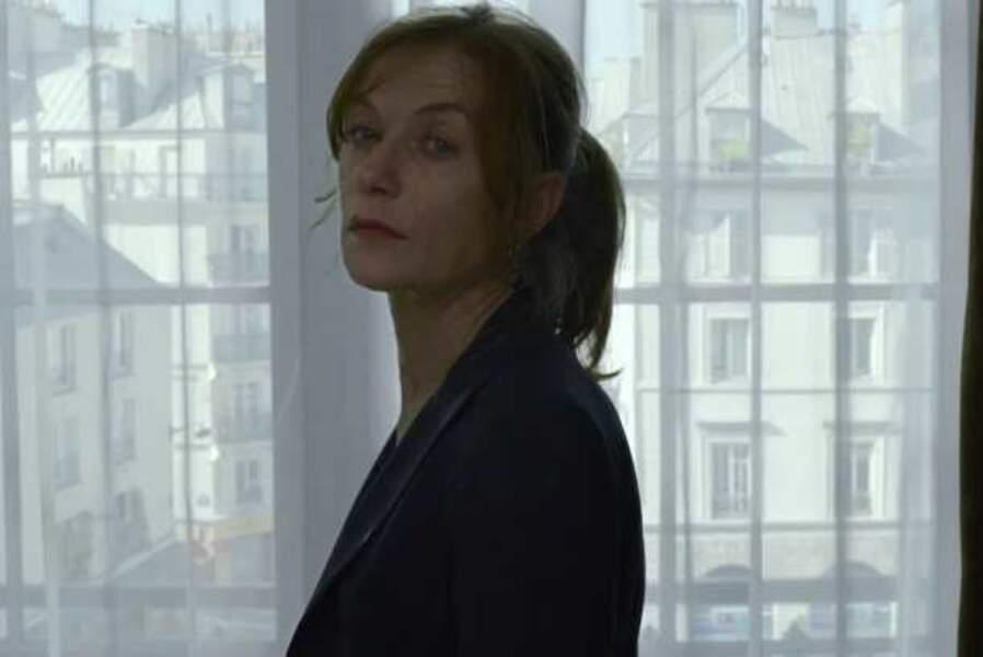 Isabelle Huppert, dans Amour (Meilleure actrice dans un second rôle)