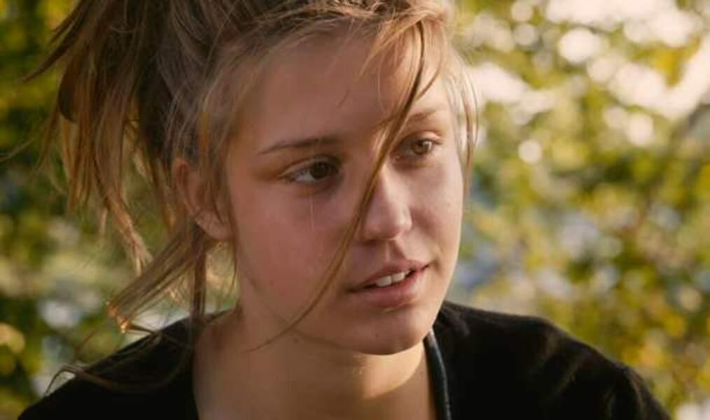Adèle Exarchopoulos dans La Vie d'Adèle