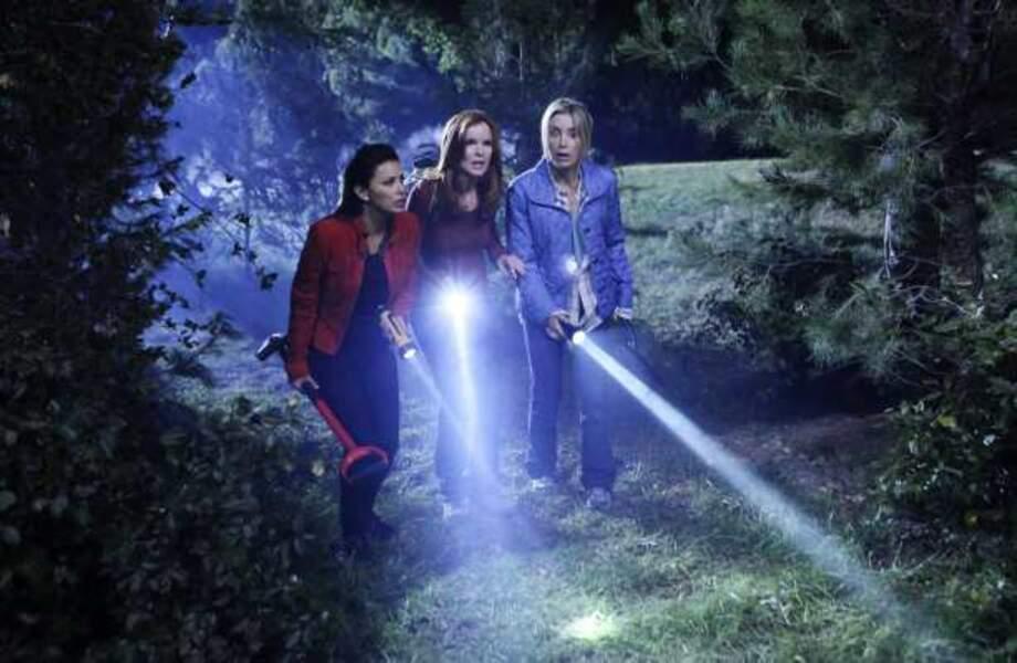 Desperate Housewives - Gabrielle, Bree et Lynette