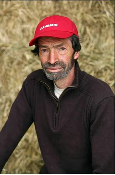 Jean-Louis, 51 ans, polyculteur, éleveur de brebis à viande et de moutons